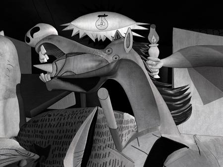 Esta es una excelente animación 3d sobre el archiconocido y